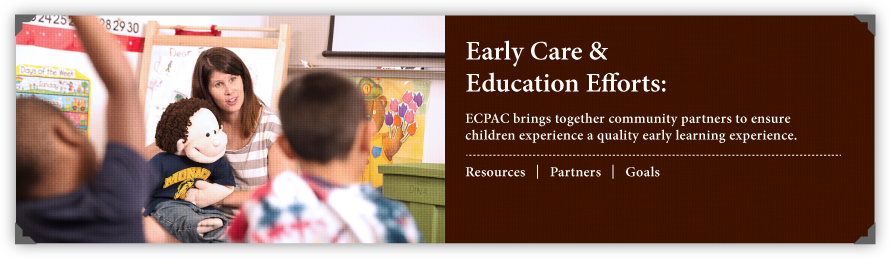 Early Care & Education Providers