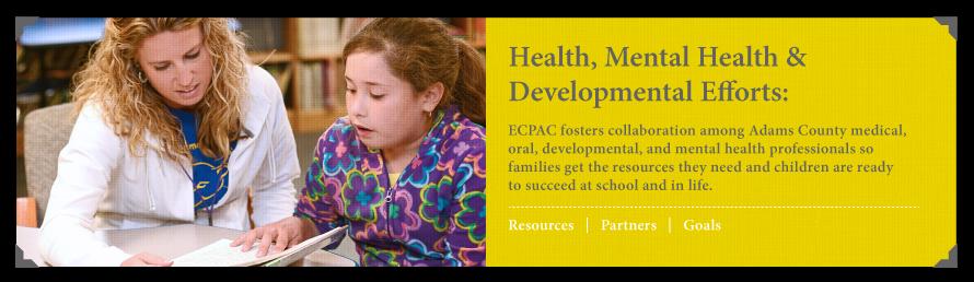 Health, Mental Health & Development Providers